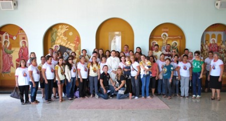 Romaria de Minerolândia ao Santuário de Fátima