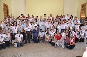 Peregrinação das Equipes de Nossa Senhora da Região Norte do Ceará