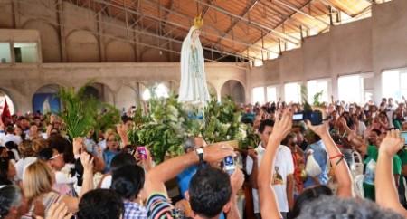 Romaria de Granja ao Santuário de Fátima