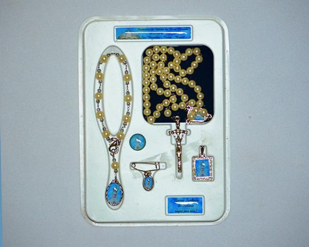Kit devocional do santuário de Fatima
