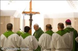 """""""Os cristãos devem fazer escolhas definitivas"""""""