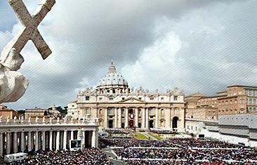 Papa Francisco - Homilia da Missa de Cristo Rei encerrando o Ano da Fé