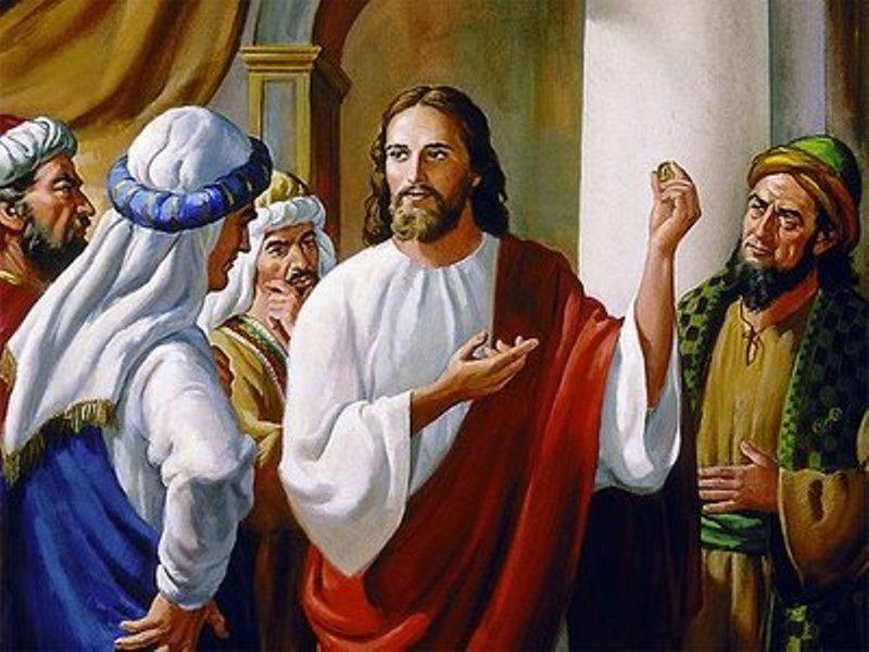 jesus falando de interior e exterior