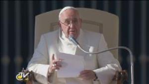 """""""Creio na vida eterna"""" – Papa Francisco convida a não temer o """"juízo final""""."""