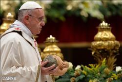 """""""Não temais! O nosso Pai é paciente, ama-nos, dá-nos Jesus..."""""""