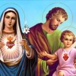 Festa da Sagrada Família. Jesus, Maria e Jose – Domingo 29/12/13