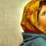Santa Maria, Mãe de Deus!