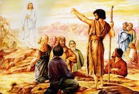 """""""Eis o Cordeiro de Deus, que tira o pecado do mundo""""."""