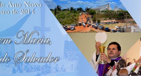 Virgem Maria, Mãe do Salvador