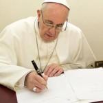 Mensagem do Papa Francisco às Comunidade de Base Brasileiras reunidas em Juazeiro, no Ceará