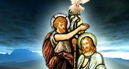 Batismo do Senhor – Domingo 12/01/2014