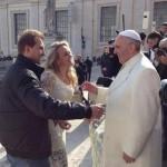 Encontro do Papa com casais de 28 países