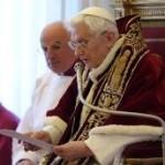 Bento XVI, humildade e coragem por amor à Igreja