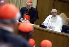 Francisco abre Consistório e pede pastoral inteligente, corajosa e amorosa