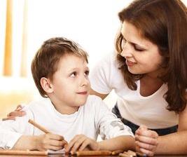 Cuidar dos filhos