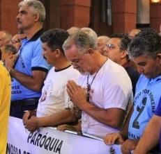 Dom Gil Antônio: 'O terço é uma oração que edifica o católico'