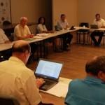 Assessores da CNBB participam de reunião em Brasília
