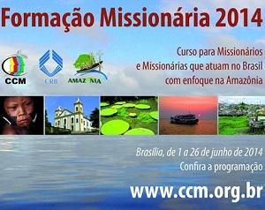 Curso qualifica católicos para atuar em regiões missionárias