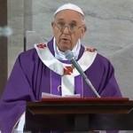 Quaresma nos oferece a oportunidade de recomeçar, diz Papa