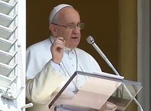 """Papa alerta para o risco da cegueira interior: """"Ir rumo à luz do Senhor"""""""