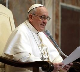 Francisco será primeiro Papa a receber pessoas cegas e com deficiência auditiva