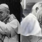 João XXIII e João Paulo II: bondade e misericórdia de Deus para a Igreja