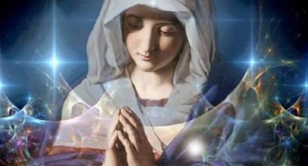 É no agir de Maria que vemos o modelo da vida cristã.