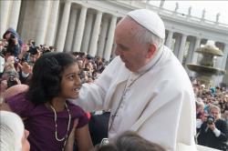 """""""Papa inicia novo ciclo de catequeses dedicado aos dons do Espírito Santo"""""""