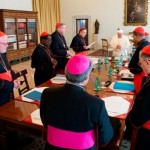 C8: Papa e Secretário de Estado participam das reuniões