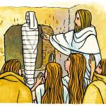 """""""Não te disse que, se creres, verás a glória de Deus?"""""""