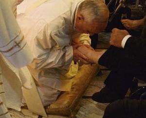 """Missa da Ceia do Senhor: """"Servir uns aos outros é a herança que Ele nos deixou"""""""