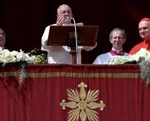 Papa Francisco preside todas as cerimônias da Semana Santa