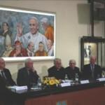 Apresentado arquivo digital com áudios dos Papas