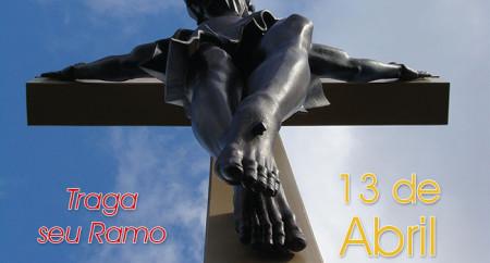 """""""Romaria da Paixão de Nosso Senhor Jesus Cristo"""""""
