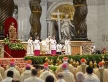 Na Quinta-feira Santa, Papa insiste em pedir 'alegria' aos sacerdotes