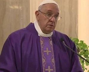 Papa alerta sobre perigo da ditadura do pensamento único