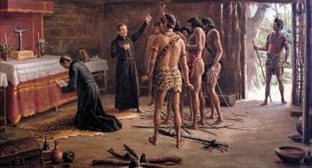 """""""Canonização do Padre José de Anchieta"""""""
