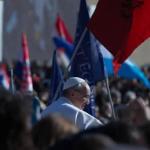 Papa destaca alegria vinda da Ressurreição de Jesus