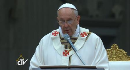 Papa celebra Vigília Pascal e pede aos cristãos: retornem à Galileia