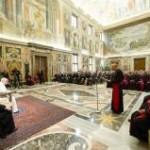 Papa volta a enaltecer trabalho da Papal Foundation