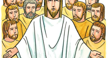 """""""Ide e fazei discípulos meus todos os povos..."""""""