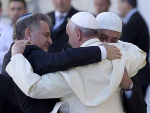 Vaticano: encontro de oração pela paz no Oriente Médio