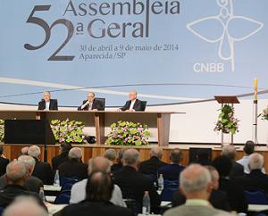 Bispos encerram 52ª edição da Assembleia Geral da CNBB