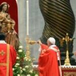 Missa na solenidade de São Pedro e São Paulo – 29 junho 2014 – Homilia