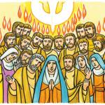 """""""Recebei o Espírito Santo…"""""""