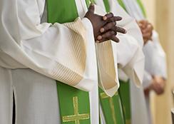 Missa em Santa Marta - Aqueles que falam sem autoridade