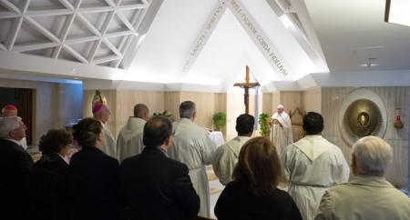 Papa destaca três pilares do matrimônio cristão
