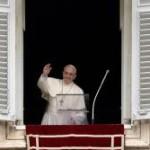"""Papa Francisco durante o Angelus: """"a violência vence-se com a paz!"""""""