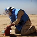 Mensagem do Papa Francisco à conferência sobre as minas antipessoais-Recurso às armas uma derrota para todos