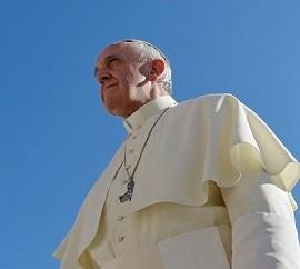 Nada de sol e mar na agenda do Papa Francisco